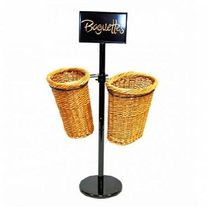 Double Basket Stand