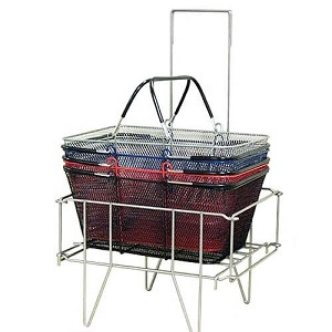 Wire Stand for Metal Baskets