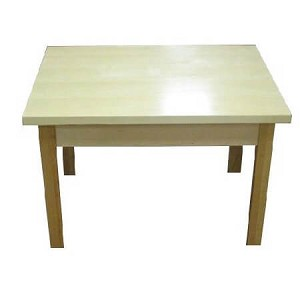 Wooden Table - 40in