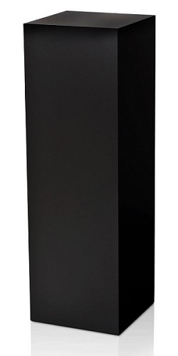 Laminate Pedestal - Black or White