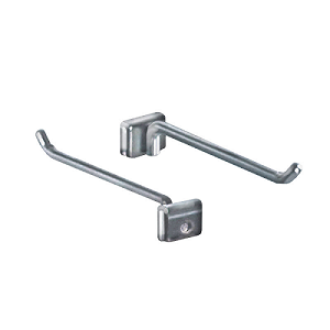 "Metal 2"" Extra Hooks for 300640 and 300604 - 20ct"