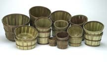 Nursery Basket Assortment - 21 Baskets