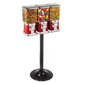 Pro Line Triple Head Candy Machine with Stand