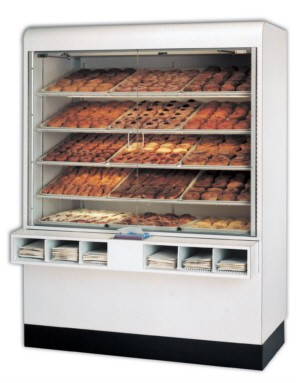 "Self Serve Wall Cases - 30 1/2"" deep to 32 1/2"" Deep"