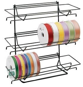 Tiered Ribbon Rack