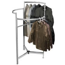 Tri-Level Garment Rack - Adjustable