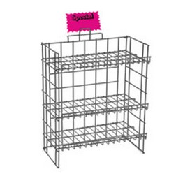 Wire Counter Display Rack